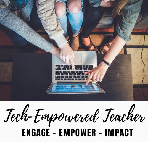 Tech-Empowered Teacher
